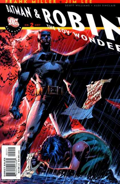 All-Star Batman & Robin, the Boy Wonder 2 - Jim Lee