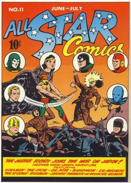 All Star Comics 11