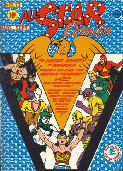 All Star Comics 12