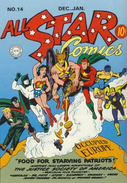 All Star Comics 14