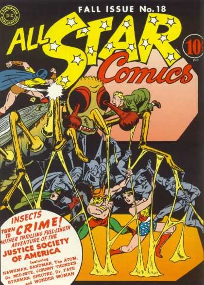 All Star Comics 18
