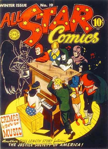 All Star Comics 19