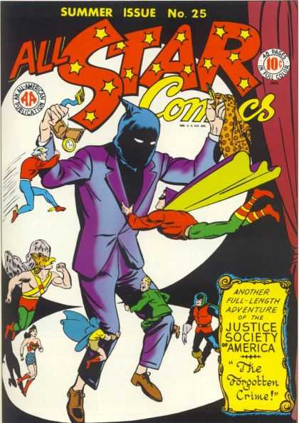 All Star Comics 25
