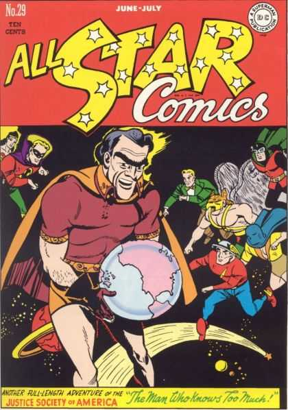 All Star Comics 29