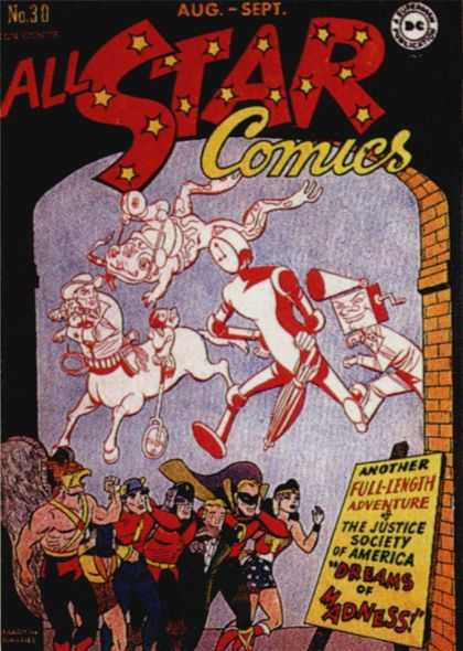 All Star Comics 30