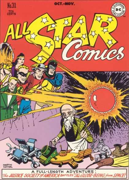 All Star Comics 31