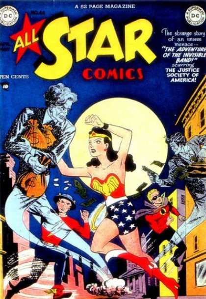 All Star Comics 46