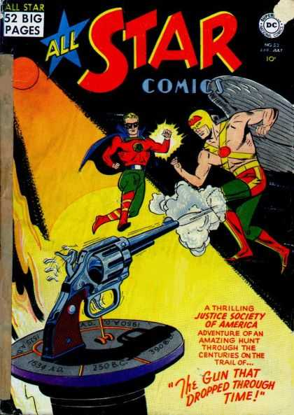 All Star Comics 53