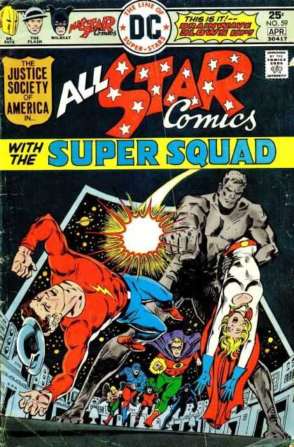 All Star Comics 59