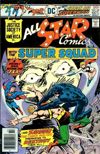All Star Comics 62
