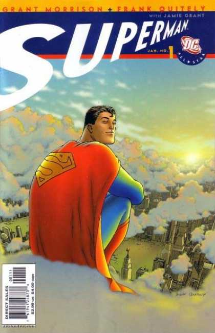 All-Star Superman 1 - Frank Quitely