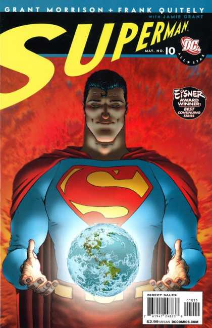 All-Star Superman 10 - Frank Quitely