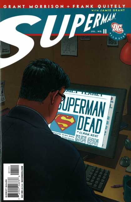 All-Star Superman 11 - Frank Quitely