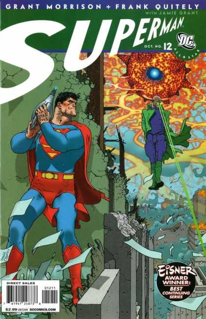 All-Star Superman 12 - Frank Quitely