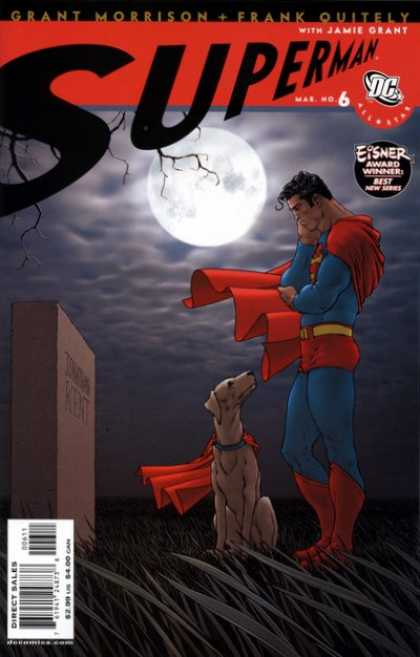 All-Star Superman 6 - Frank Quitely