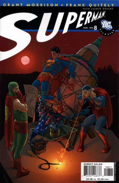 All-Star Superman 8 - Frank Quitely