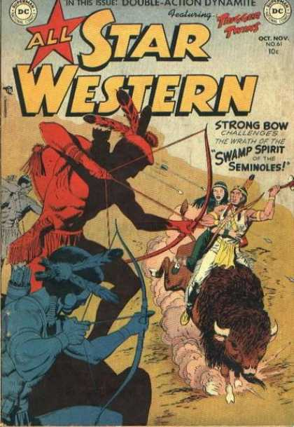 ALL STAR WESTERN # 6 : VERY GOOD/FINE : JULY 1971 : DC COMICS. {COMIC BOOKS}.