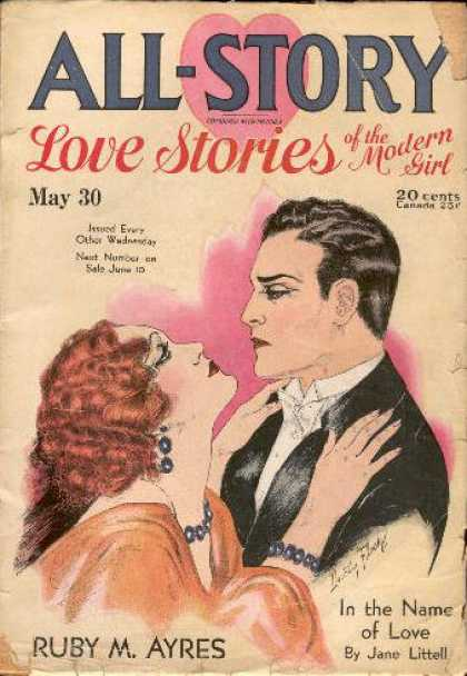 All-Story Love - 5/1931