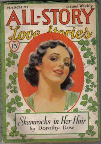 All-Story Love - 3/1936