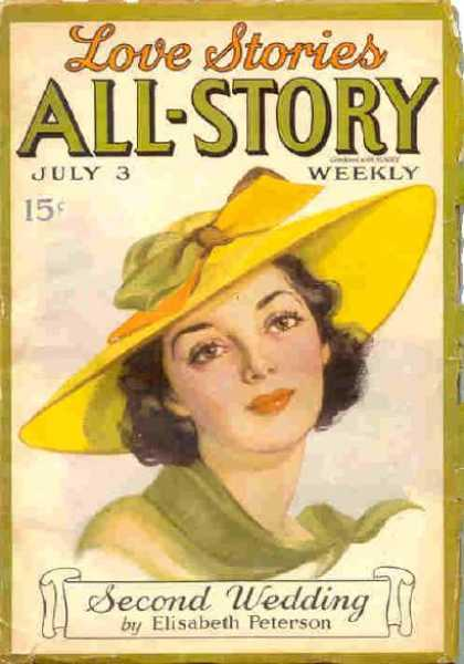 All-Story Love - 7/1937