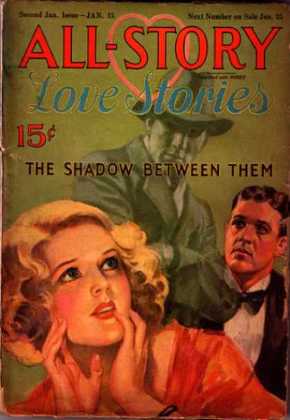 All-Story Love - 11/1933