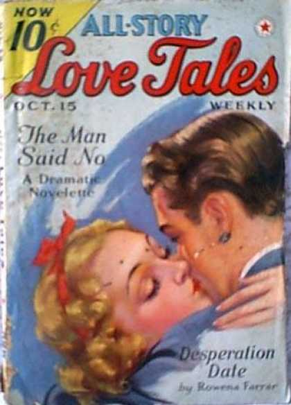 All-Story Love - 10/1938