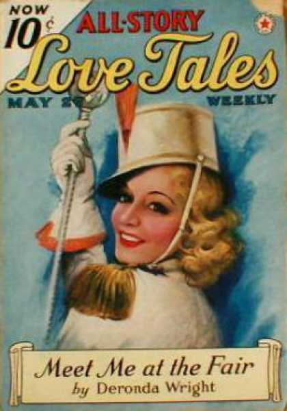 All-Story Love - 7/1939