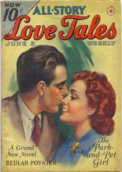 All-Story Love - 6/1939