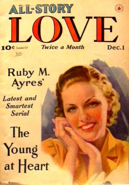 All-Story Love - 12/1940