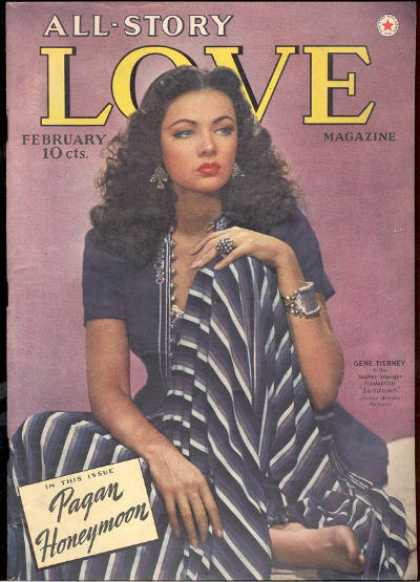 All-Story Love - 2/1942