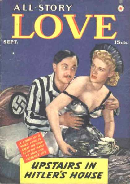 All-Story Love - 9/1942