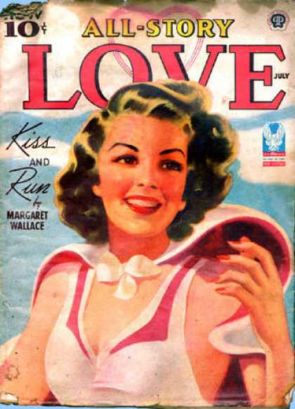 All-Story Love - 7/1943