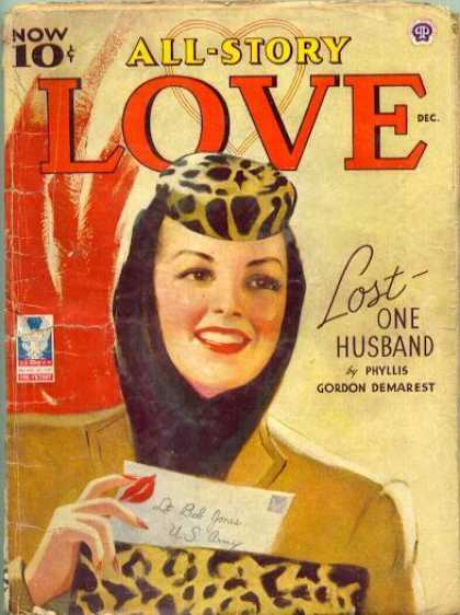 All-Story Love - 12/1943