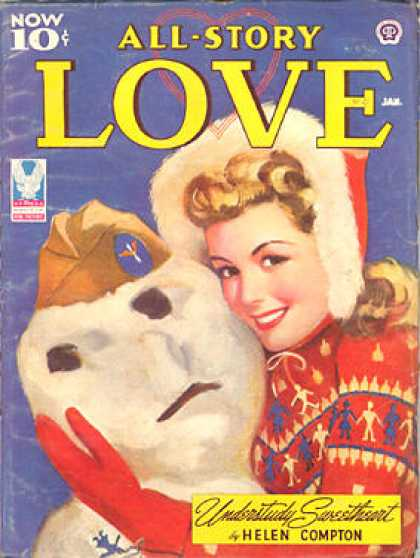 All-Story Love - 1/1944