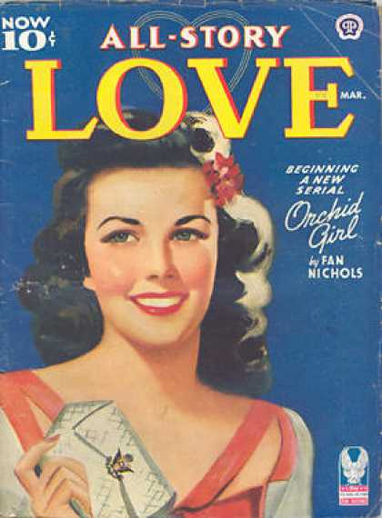 All-Story Love - 3/1944