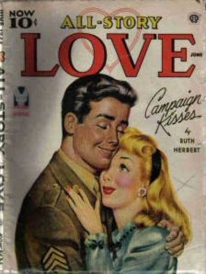 All-Story Love - 6/1944