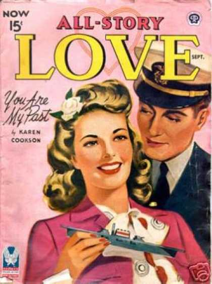 All-Story Love - 9/1944