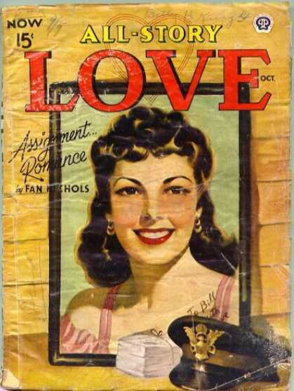 All-Story Love - 10/1944