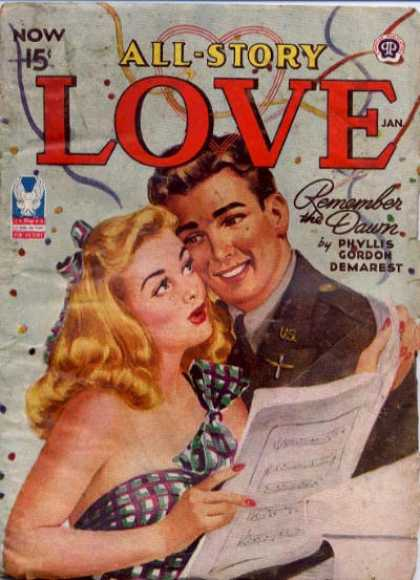 All-Story Love - 1/1945