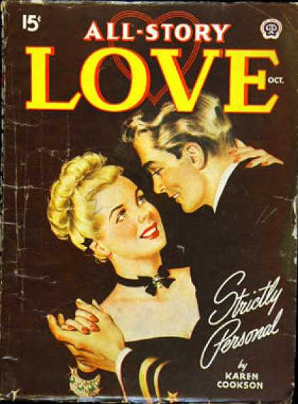 All-Story Love - 10/1945