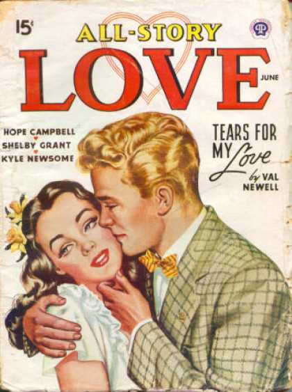 All-Story Love - 6/1946
