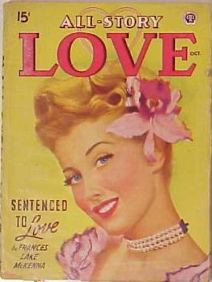 All-Story Love - 10/1947