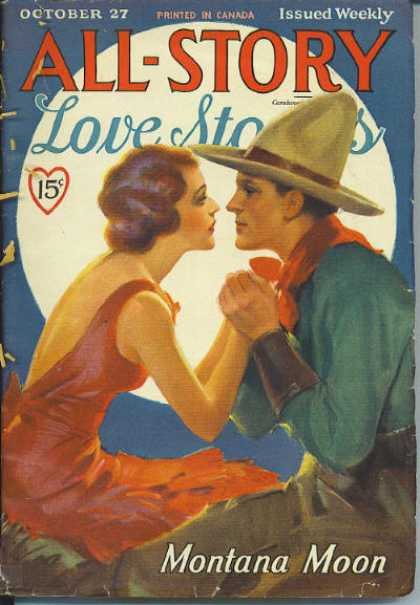 All-Story Love - 10/1934