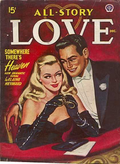 All-Story Love - 12/1947
