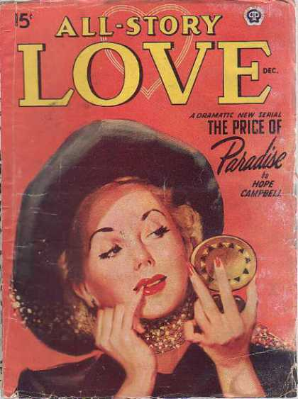 All-Story Love - 12/1948