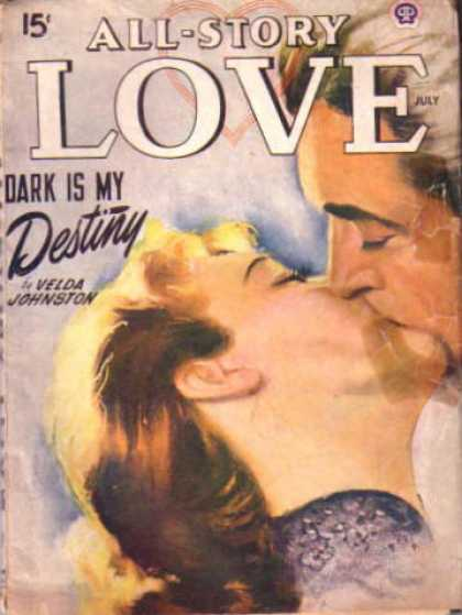 All-Story Love - 7/1949