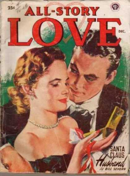 All-Story Love - 12/1950
