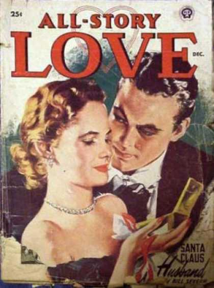 All-Story Love - 12/1952