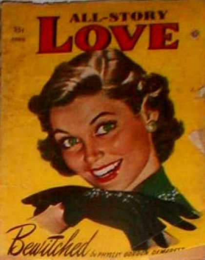 All-Story Love - 4/1953