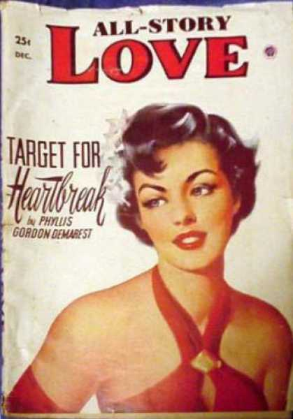 All-Story Love - 12/1953
